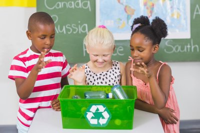 school - recycling - programs